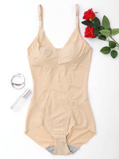 Conpression Shaperwear Full Body Girdle - Nude Xl