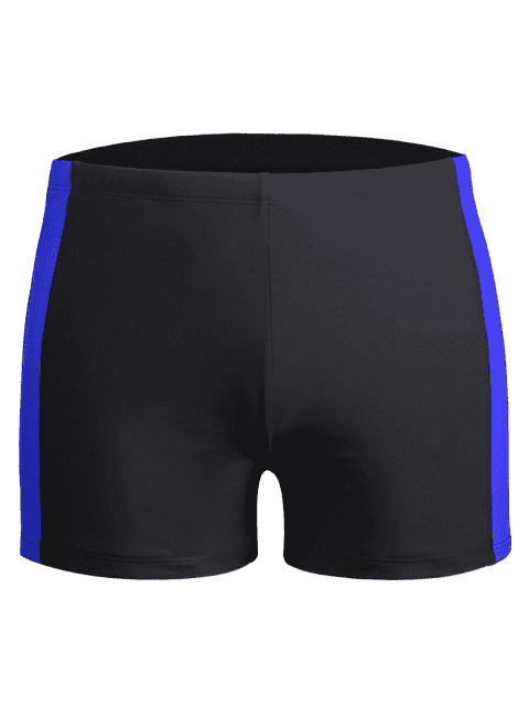 Shim Trucks Boxer Shorts Mens Bottoms - Noir 2XL Mobile