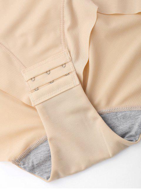 Shaperwear de compression Ceinture de corps complète - Chair XL Mobile