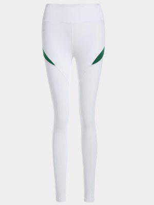 Leggings De Entrenamiento - Verde L
