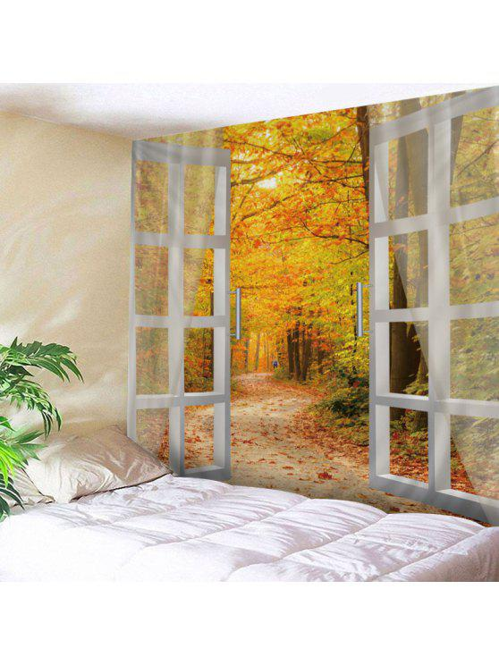 الجدار، تعليق الصور، طريقة، صمام القيقب، حرج ضرب من العث، سبيل، طباعة، تابيستري - أشجار الحمضيات W59 بوصة * L59 بوصة