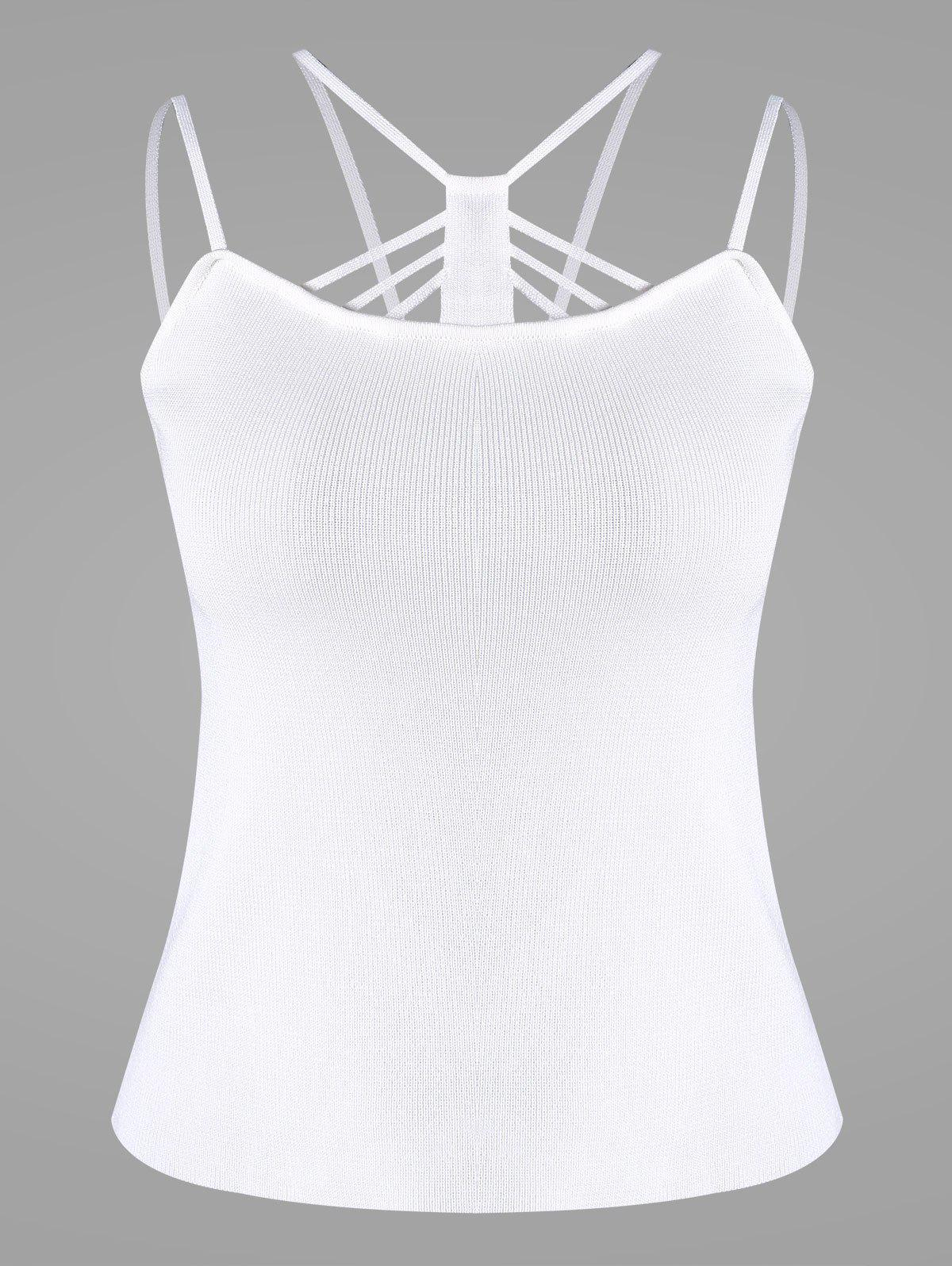 Cami Knitted Tank Top 220509602