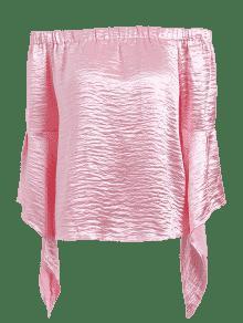 Color Camiseta 243;lido Del La Rosado S De M Del Hombro 0WWqnAE
