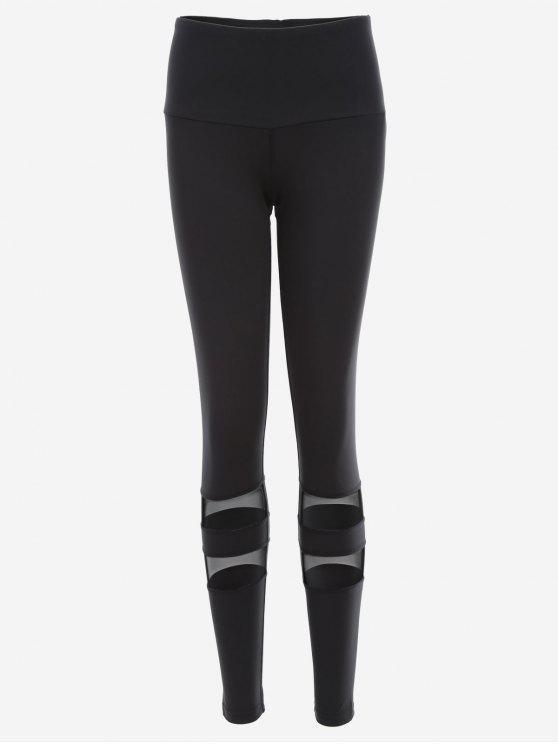 Malla Activa Yoga Leggings - Negro S