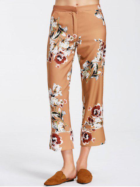 Blumenstiefel Schnitt neunten Hosen - Blumen M Mobile