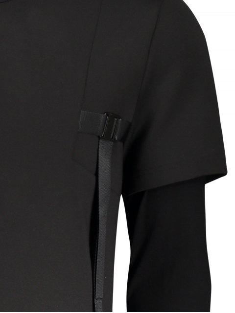 Sweat-shirt à bas prix - Noir L Mobile