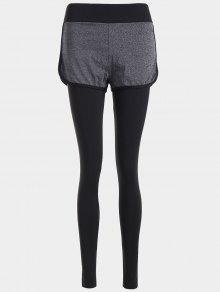 Camisas Pantalones Corrientes - Gris M