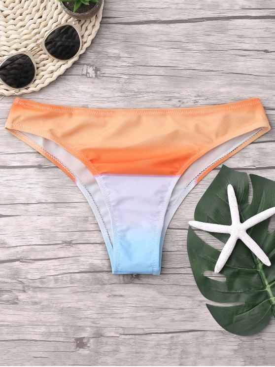 shops Ombre Swimsuit Bottoms - COLORMIX L