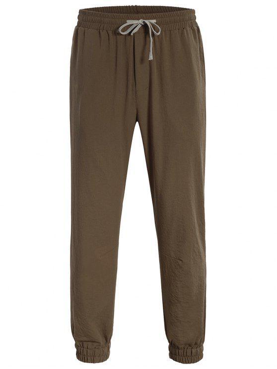 Pantalons de jogging - Café XL