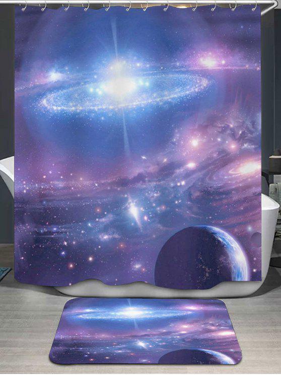 غالاكسي نمط دش الستار والبساط - مليء بالنجوم نمط SKY