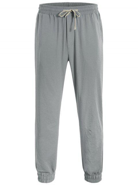 Pantalons de jogging - Gris 3XL Mobile