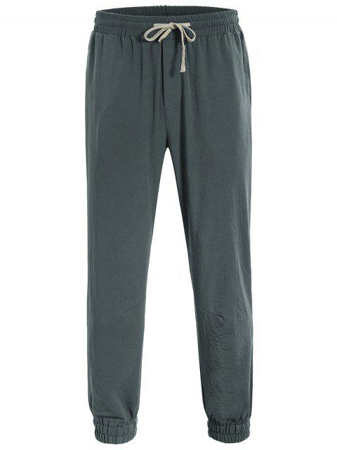 hot Men Drawstring Jogger Pants - ATLANTIS 2XL Mobile