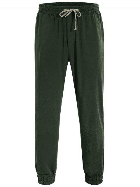 Pantalons de jogging - Vert Armée 3XL Mobile