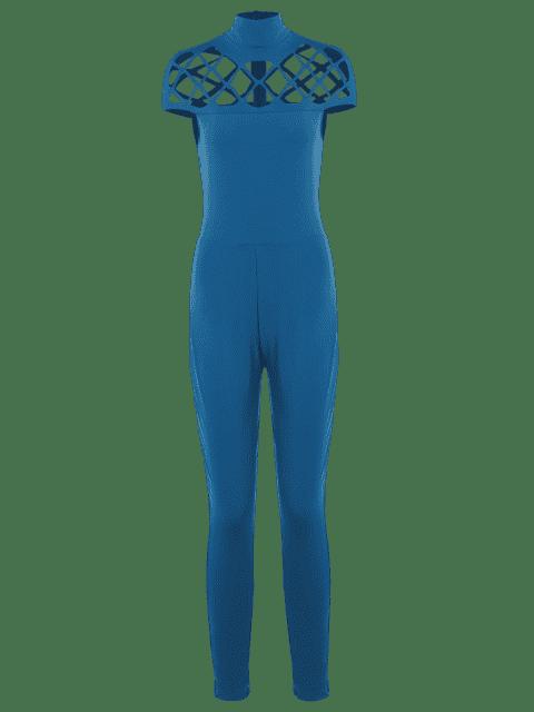 Combinaison haute cou - Bleu L Mobile
