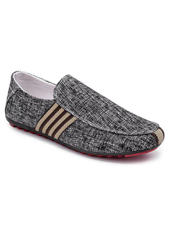 حذاء كاجوال سهل الارتداء - أسود 42