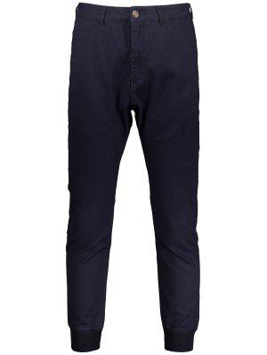 Men Casual Zip Fly Jogger Pants