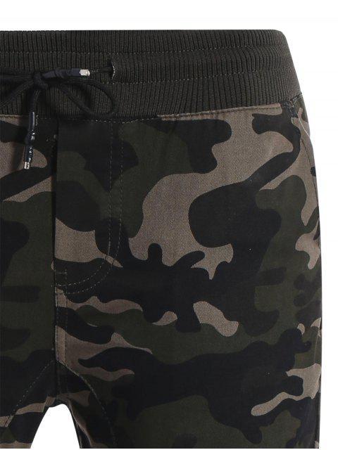 latest Camo Jogger Pants - ACU CAMOUFLAGE 3XL Mobile