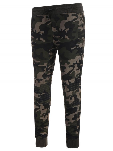 Pantalon Camo Jogger - Camouflage ACU XL Mobile