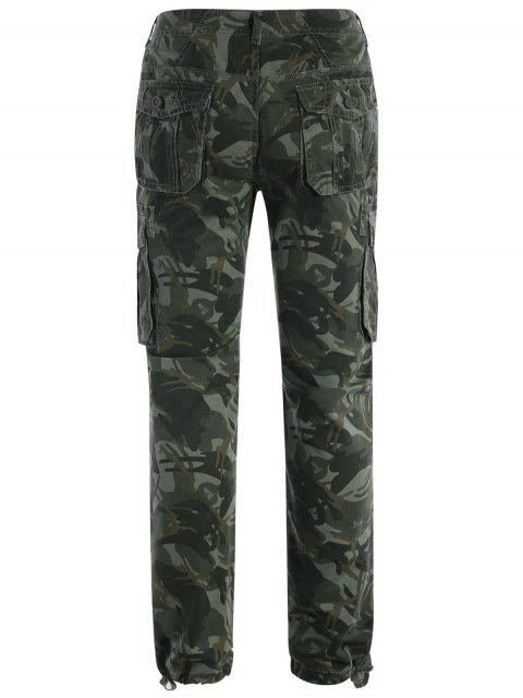 Poches rabattes Camo Pants - Camouflage ACU S Mobile