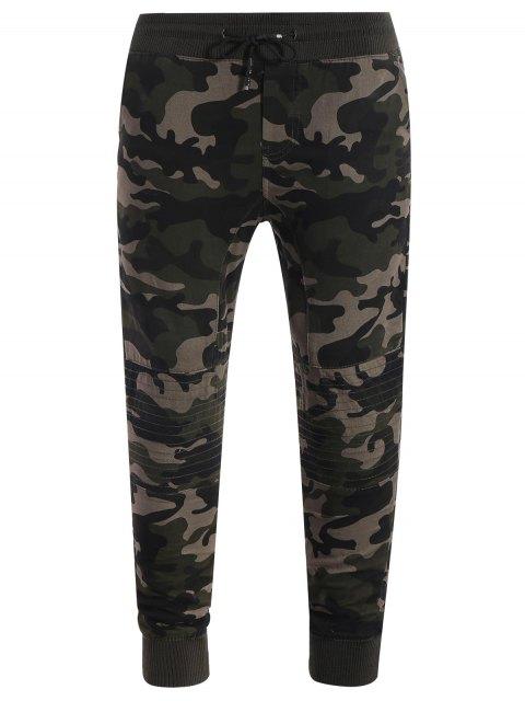Pantalon Camo Jogger - Kaki XL Mobile