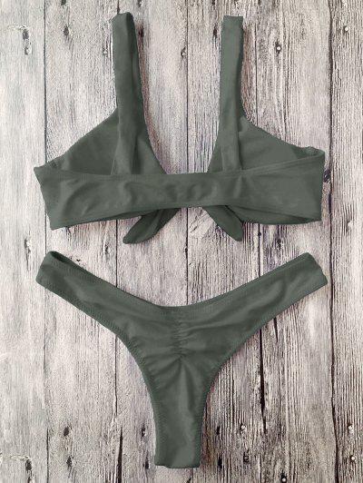 Green Bikini | 2019 Olive Green, Army Green Bikini Tops & Bottoms