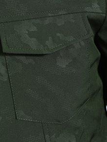 De 2xl Verde Ejercito Chaqueta Camo Bombardero wSH6XS7qd