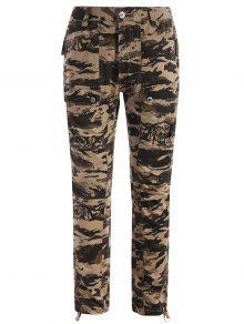 Pantalon Camo Avec Poches - Camouflage Acu M