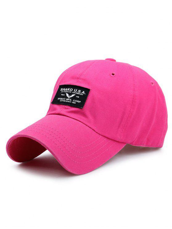 Chapéu de Basebol de Trabalhos de Rementos de Letras - Tutti Frutti