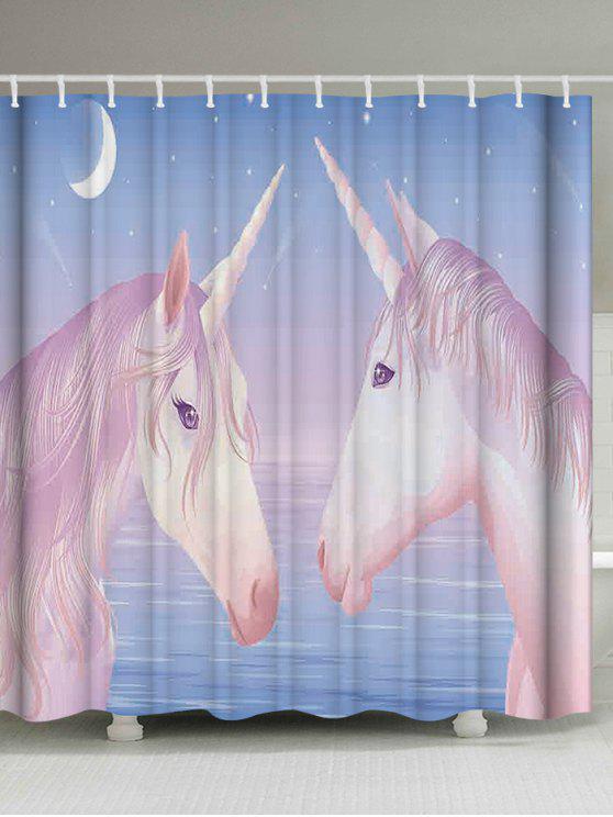 Unicorn curtains