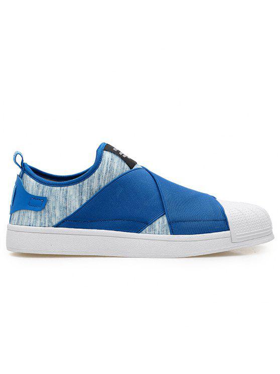 Chaussures à élastique Flexi bleu marine femme JxqcX8