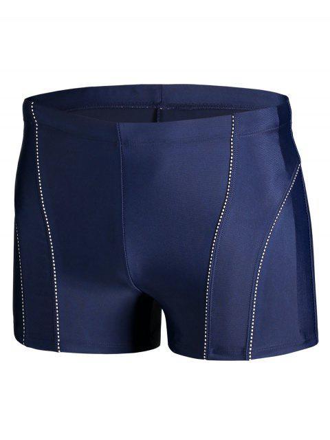 Tringles de natation à cordon - Bleu 3XL Mobile