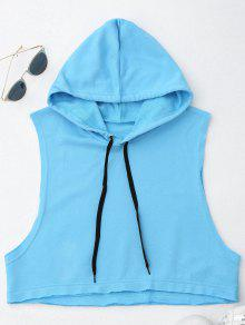Hooded Sports Hooded Hood - Azur