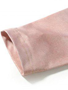Amarillento Del 3D Muscle Del Equipo Divertida Cuello 243; La Imprimi Rosa Xl Camiseta Pgwg8