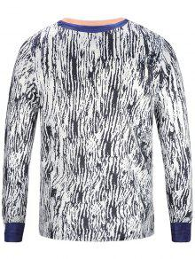 Cuello Blazer Men Para Xl 3D Hombre Redondo Funny Estampada Camiseta Con qCaI8w