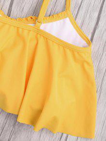 Talle Bikini De Rayas o Conjunto A De Gran Xl Tama Alto De Amarillo 1fq1WRU
