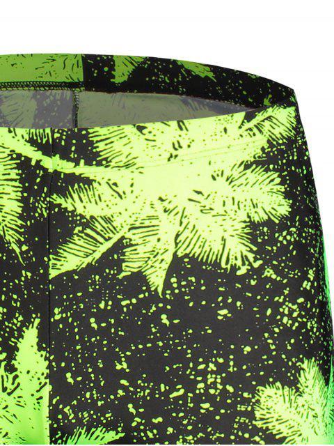 Slim Trunks - Fluorescente Verte TAILLE MOYENNE Mobile