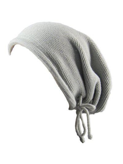 Lace Up Knitting Warm...