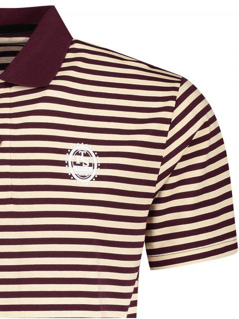 T-shirt à rayures - Rayure 2XL Mobile