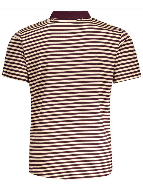 T-shirt à rayures - Rayure XL Mobile