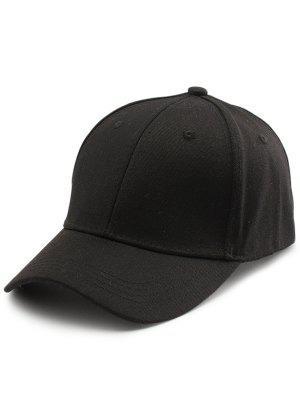 Sombrero de Béisbol de Letras Traseras