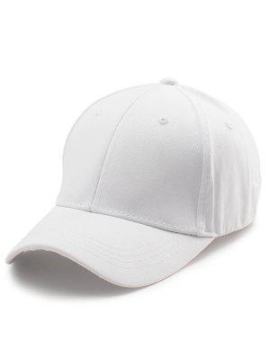 Chapeau De Baseball à Dos Broder - Blanc