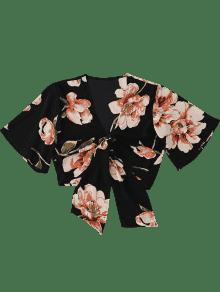 Flor Nudosa L Arriba Cubierta Negro wU0UnqBRx