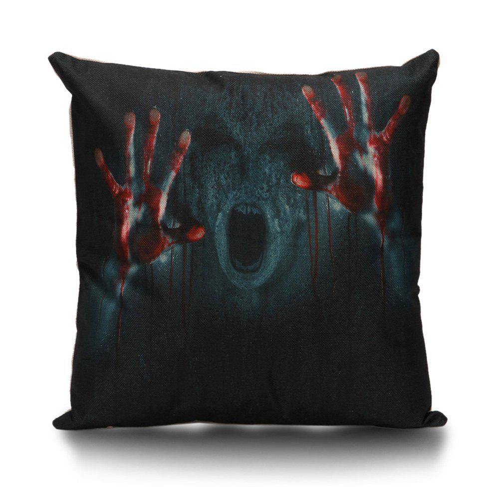 Housse de protection pour Halloween Monster Print