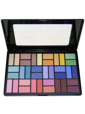 36 Colors Smoky Eyeshadow Palette - #02