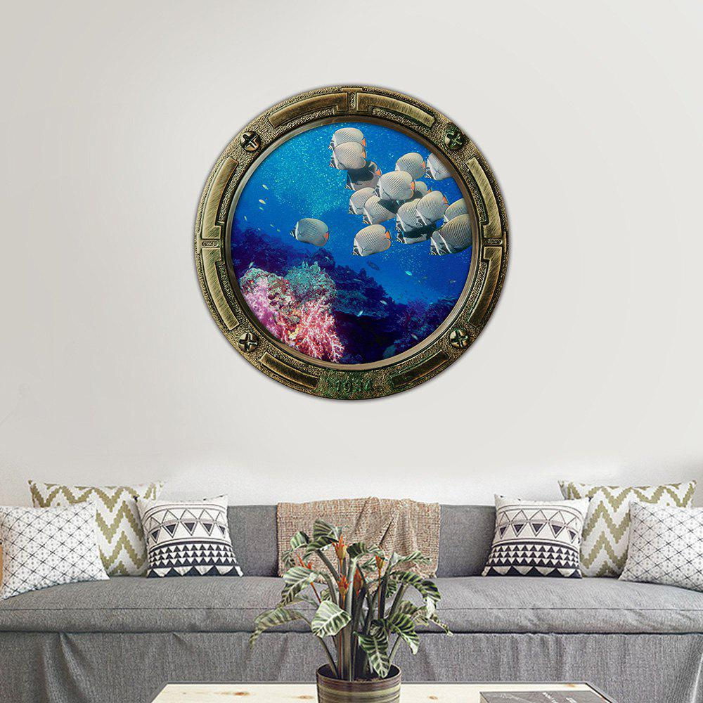 Underwater World Fish Wall Sticker For Kids Room 223055901