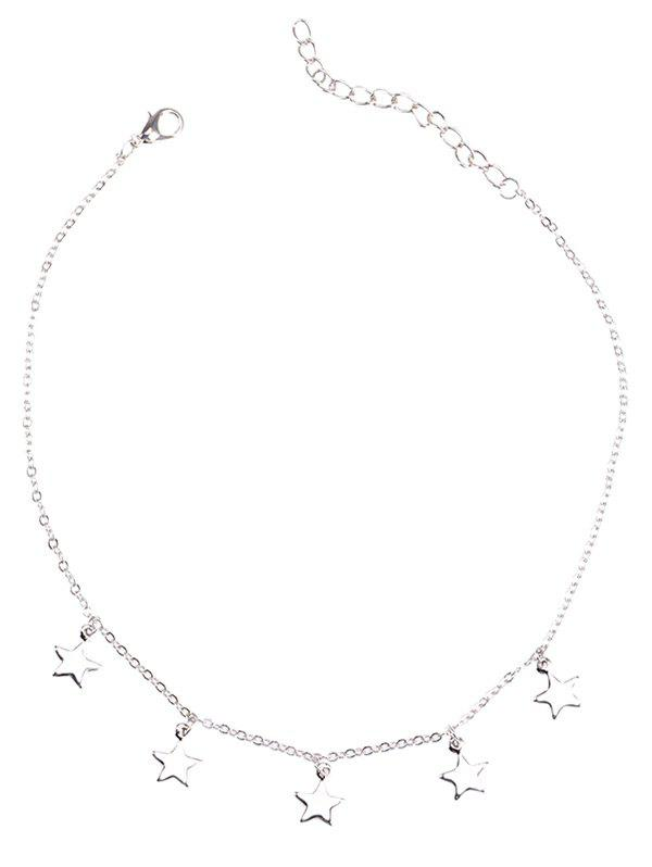 Charm Star Collarbone Chain Necklace