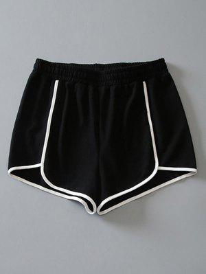 Cotton Dolphin Shorts