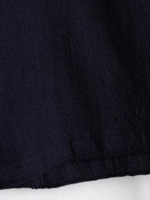Purp Pu 250;reo os M Suelta Blusa El 225;sticos Azul 0Ydr0q