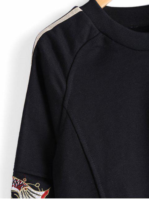 Dorado Fish Embroidered Sweatshirt - Negro L Mobile