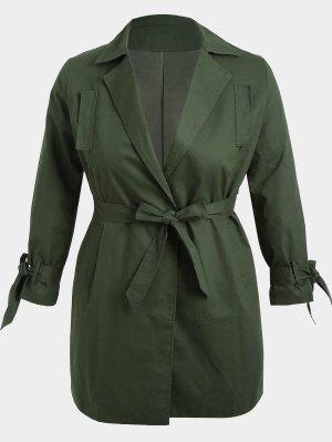 Más tamaño abrigo abrigo